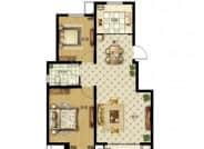 A1-2室2厅1卫-95.0㎡